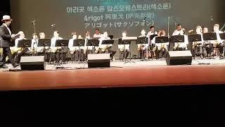 아리곳100인의 색소폰 오케스트라 ~젊은그대~2019 …
