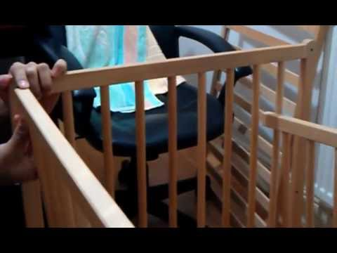 How To Assemble Baby Cot Mothercare