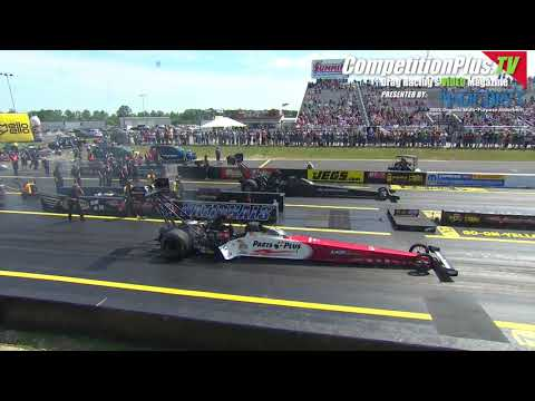 FIELDS SET FOR 2019 NHRA VIRGINIA NATIONALS