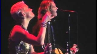 Roxette - Love is All (Live 1995) - www.dailyroxette.com
