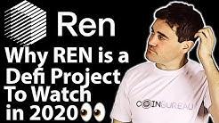 Review of Ren: Hidden Defi Gem