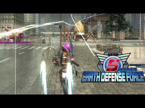 From Bad To Worse! - Earth Defense Force 5 #3 thumbnail