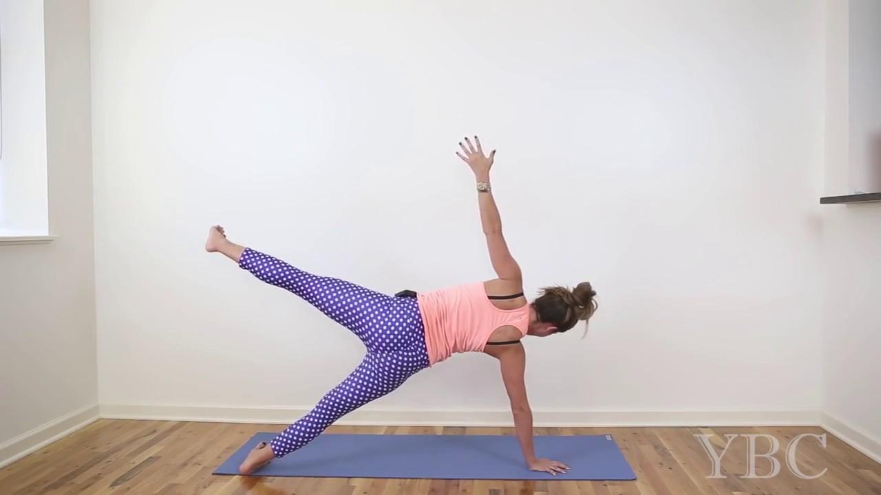 Yoga girl ♥ 30 Minute ☀ Power Yoga Class ♥ - YouTube