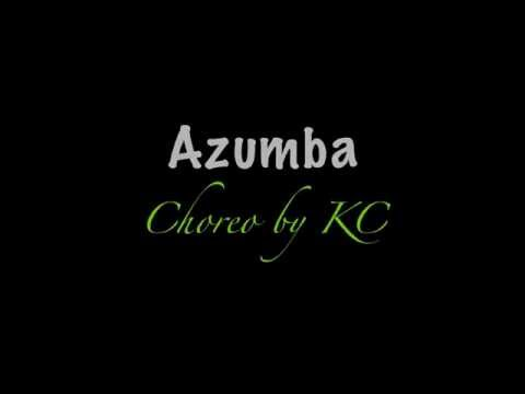 AZUMBA (ZIN MEGA MIX 49) ZUMBA Dance Fitness Choreo by KC - WARM UP