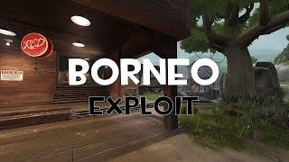 TF2 - New Borneo crouch lock exploit! [Not fixed]