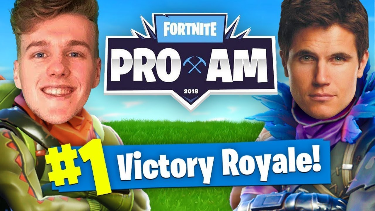 TRAINING For The $3,000,000 E3 Fortnite Pro-Am w/Robbie ...