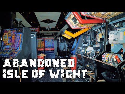 ABANDONED DERELICT ARCADE & NIGHTCLUB -  Sandown Isle of Wight (Colonel Bogeys)