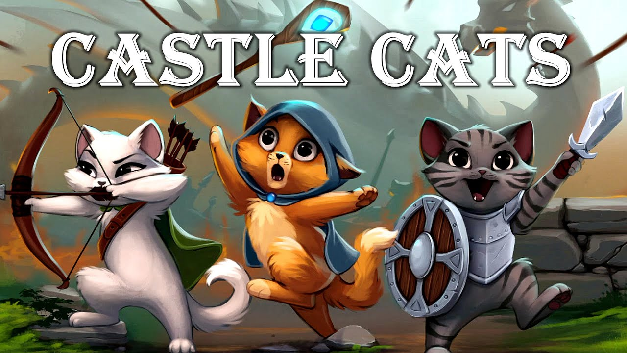 Image result for castle cats game