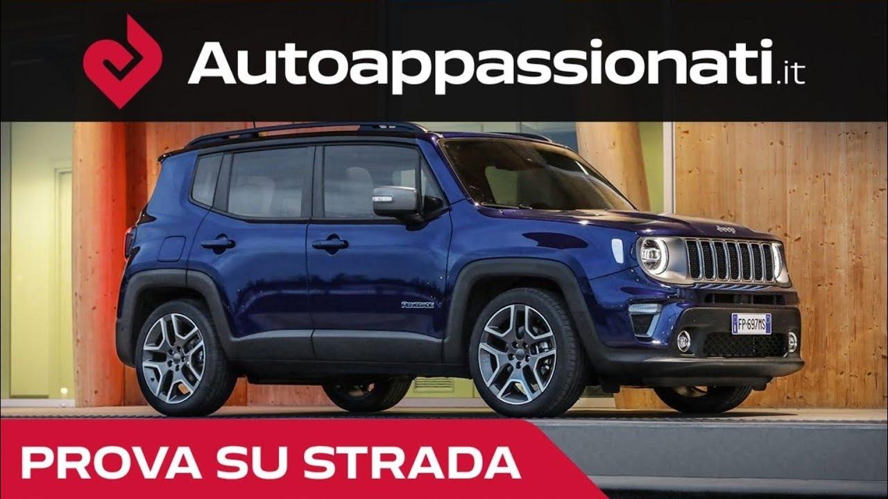 Nuova Jeep Renegade 2019 La Nostra Prova Del Restyling Con Il 3