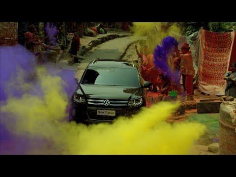 2014 Volkswagen Tiguan TVC Ad (Shoot in Nepal)
