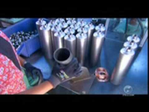Fabrication extincteur