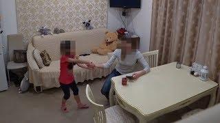 Что делает няня, когда нет матери? Real Video