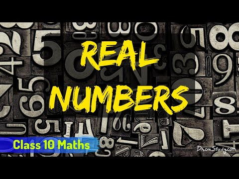 Real Numbers : CBSE Class 10 X Maths thumbnail