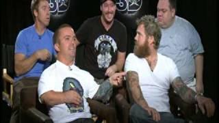 JACKASS 3D Interviews with Johnny Knoxville, Steve-O, Wee Man, Ryan Dunn and more!