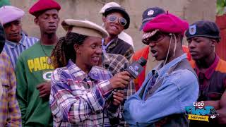 Hili Ndio Gari Lililobuniwa Kwenye Tigo Fiesta 2019/Lapita Barabarani Watu Washangaa...!