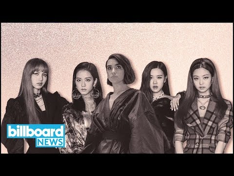 BLACKPINK & Dua Lipa Release Collab 'Kiss and Make Up' | Billboard News