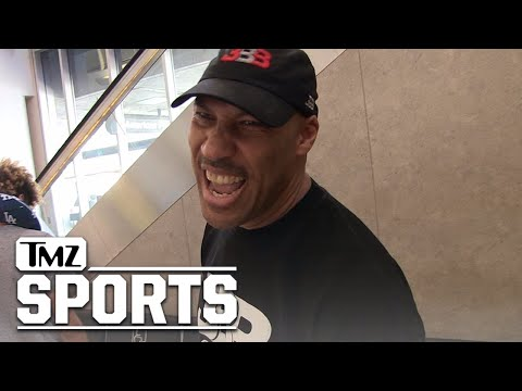 LaVar Ball Fires Back at Michael Jordan, 'I'll Beat You With 1 Arm' | TMZ Sports