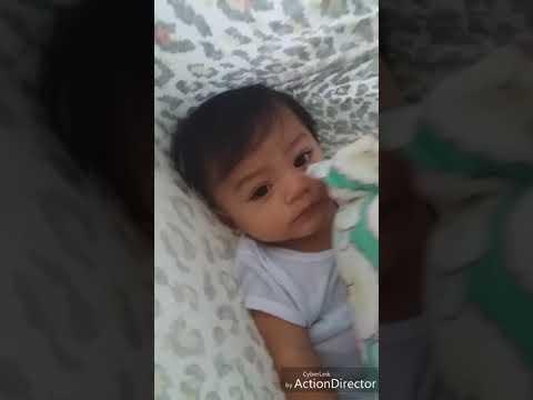 Zachary Lukas T. Rañin @ 6 months