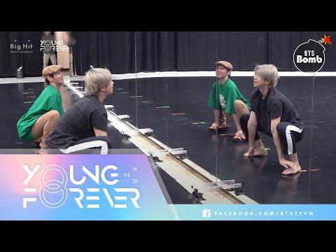 [VIETSUB] [BANGTAN BOMB] Stretching Class - BTS (방탄소년단)