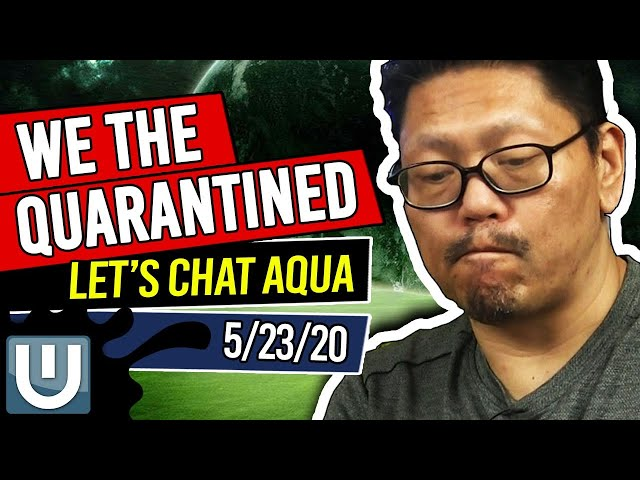 So What's Up? - Let's Chat Aqua