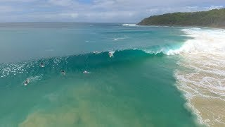 Cyclone Oma Absolutely Pumping Boiling Pot Noosa Thurs 21 Feb 2019