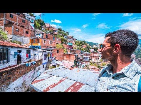 [ COLOMBIA ] Medellín - I Quartieri di Pablo Escobar