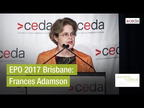 EPO 2017 Brisbane - Frances Adamson