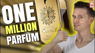 NEW! Paco Rabanne One Million Parfum | Fragrance Review