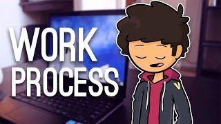 tonys intense work process chromebook