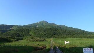鳥海山登山(6/6) 2013/8/14 秋田県・祓川→七高山