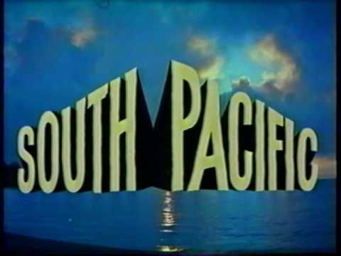 Opening to South Pacific 1981 VHS [True HQ]