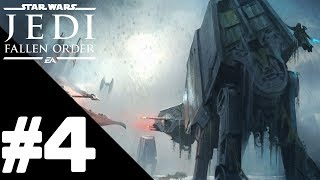 Star Wars Jedi: Fallen Order Walkthrough Gameplay Part 4 – PS4 1080p Full HD – No Commentary