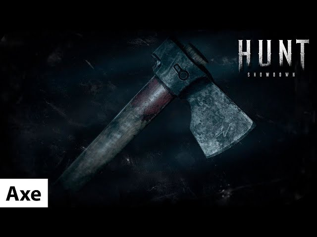 Axe | Hunt: Showdown
