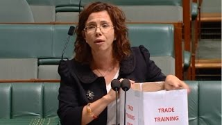 Amanda Rishworth MP: Trade Training Centres