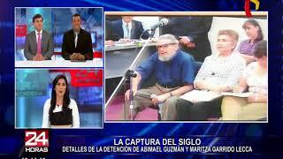 A 25 años de la Captura del Siglo: conozca los detalles de la detención de Abimael Guzmán