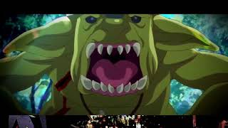 AMV Gorillaz - Hollywood feat. Snoop Dogg & Jamie Principle Subtitulada Español