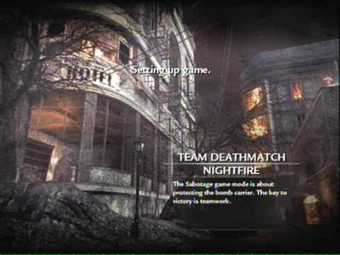 Call of Duty WaW Nightfire NEW MAP - YouTube