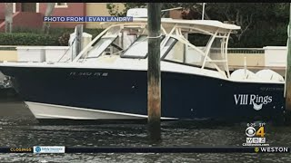 Bill Belichick's Boat Already Has New Paint Job Celebrating 'VIII Rings'