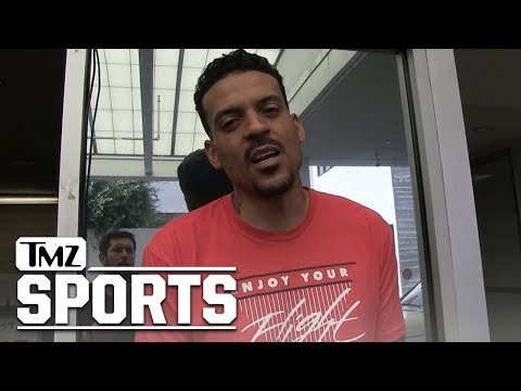 Matt Barnes Rips Tristan Thompson, You're FAKE Tough! | TMZ Sports