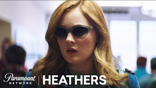 'Who is Veronica Sawyer?' Official Featurette | Heathers | Paramount Network
