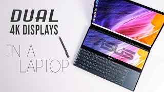 This is INSANE   ASUS Zenbook ProDuo UX581   Review