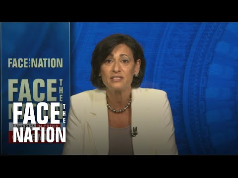 CDC Director Rochelle Walensky explains move to recommend boosters for front-line workers
