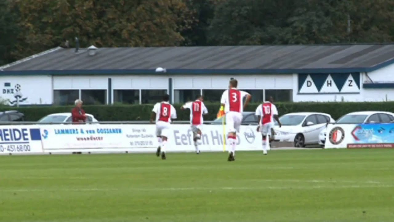 Feyenoord Ajax B1 Youtube