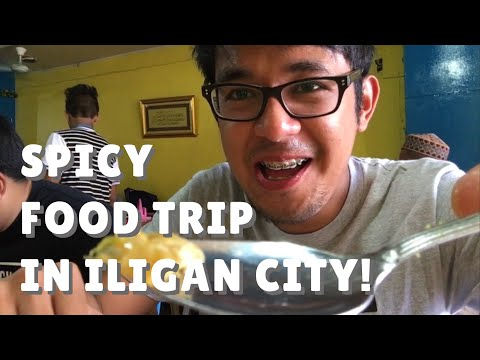 SPICY FOOD TRIP IN ILIGAN CITY | PALAPA & MORE | VLOG 88