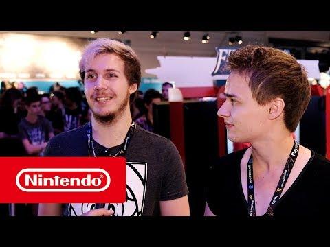 Fire Emblem Warriors - Tráiler de reacciones en la gamescom (Nintendo Switch)