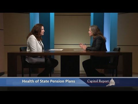 Capitol Report: Assessing the Health of Minnesota's Pensions