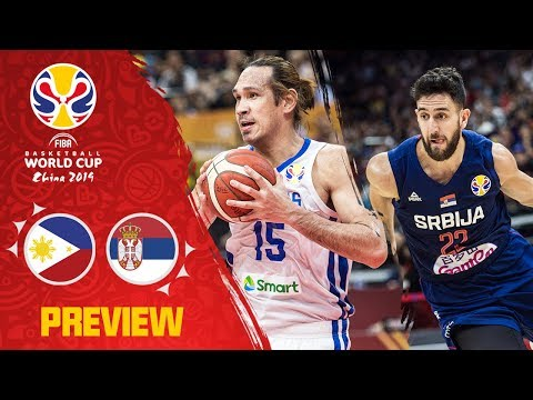 Serbia - FIBA Basketball World Cup 2019 - FIBA basketball
