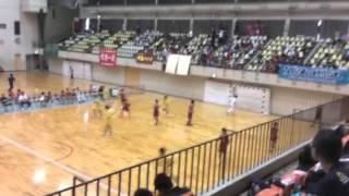 香椎高校ハンドボール 2015年9月26日久留米大会