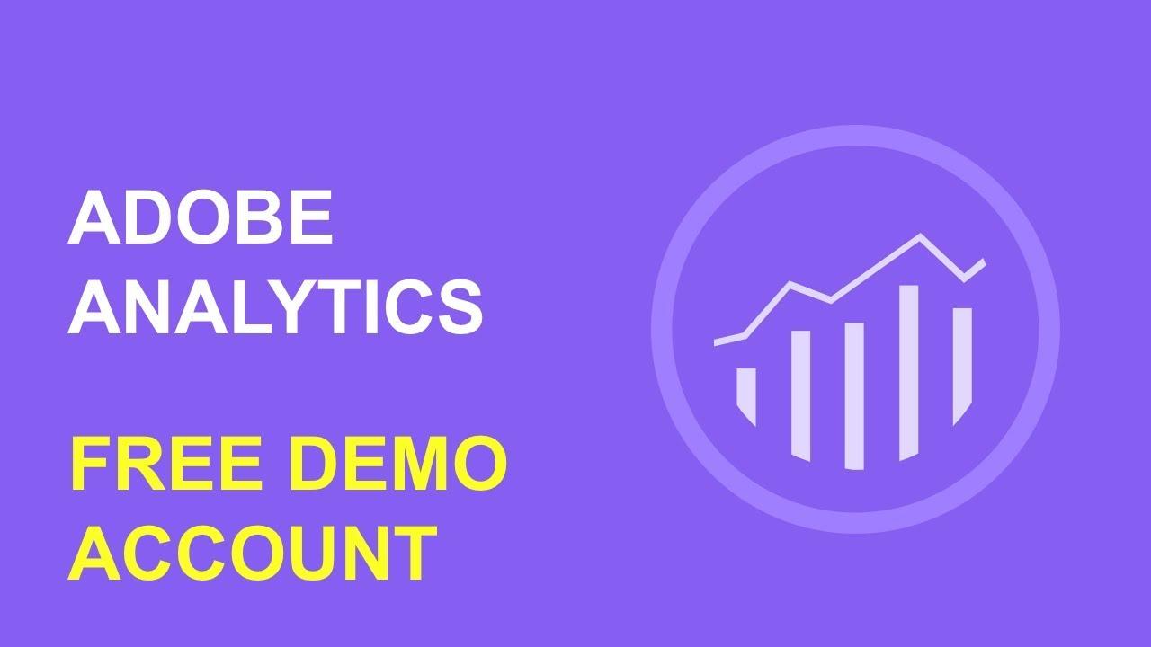 Free Adobe Analytics Demo Account   Andrey Osadchuk