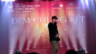 [Full HD] Anh Là Của Em - Karik - Đại học Công nghiệp TPHCM - Icon IUH 2015